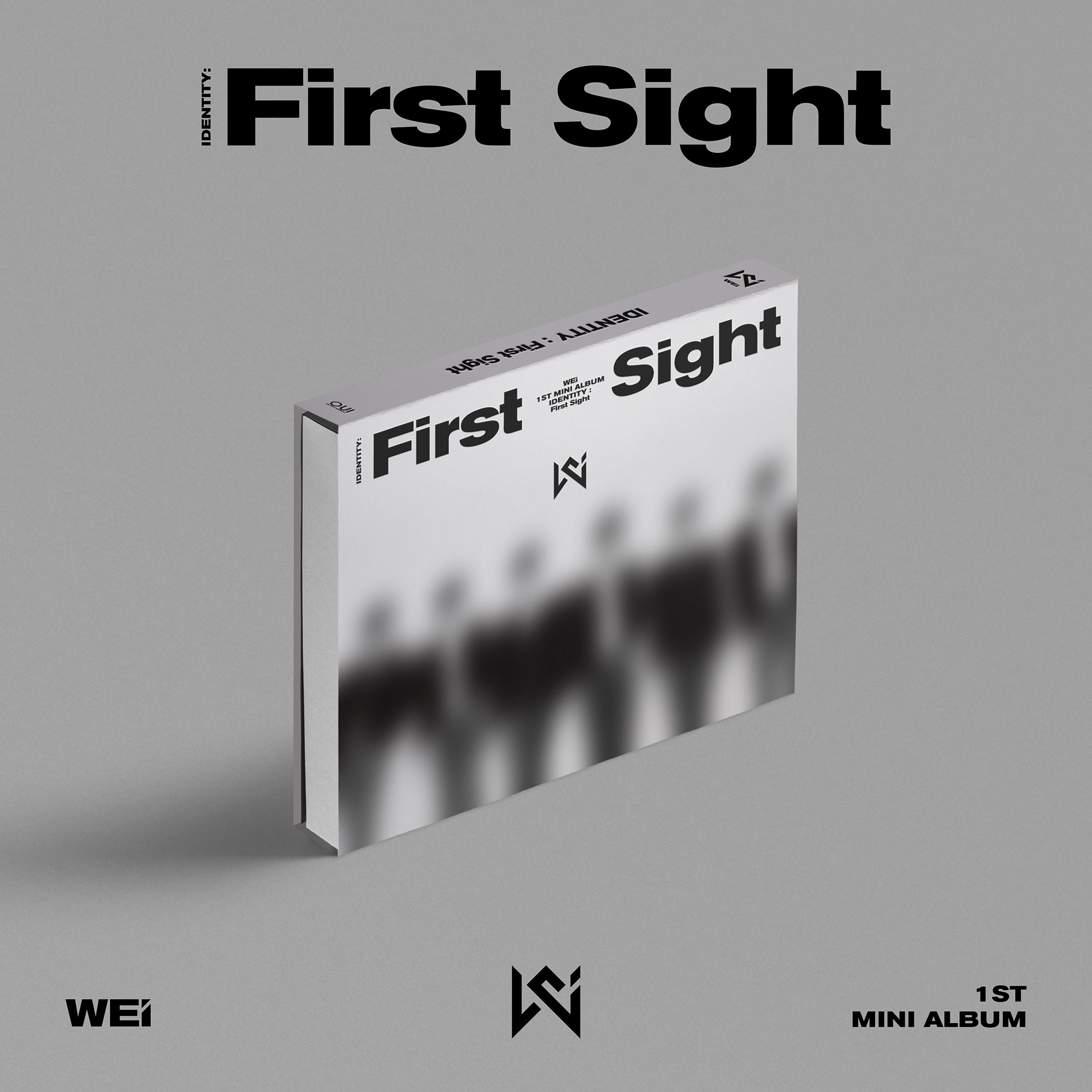 WEi - Mini Album Vol. 1 [IDENTITY : First Sight] (i Ver.)케이팝스토어(kpop store)