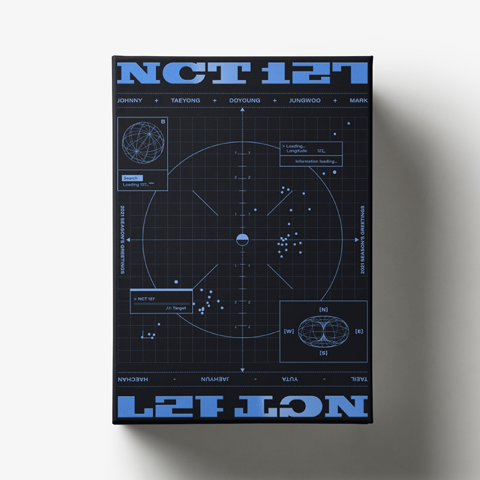 [PRE-ORDER] NCT 127 - 2021 SEASON'S GREETINGS케이팝스토어(kpop store)