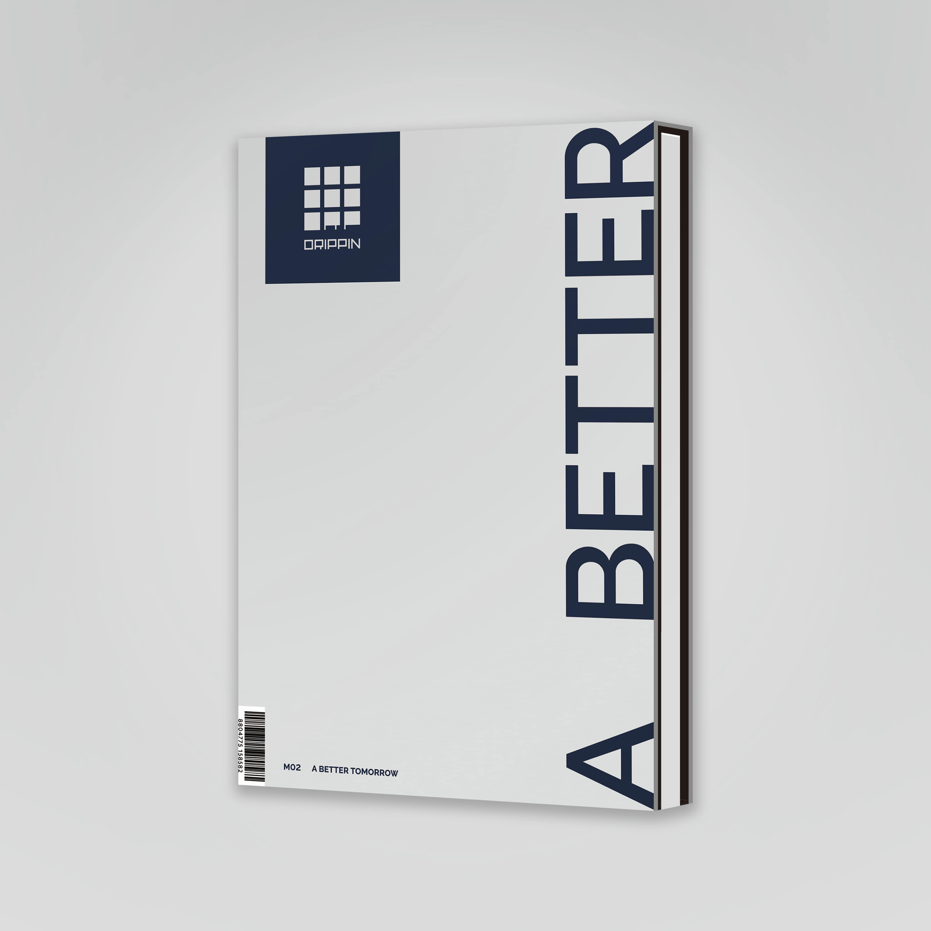 [PRE-ORDER] DRIPPIN - Mini Album Vol.2 [A Better Tomorrow] (B Ver.)케이팝스토어(kpop store)