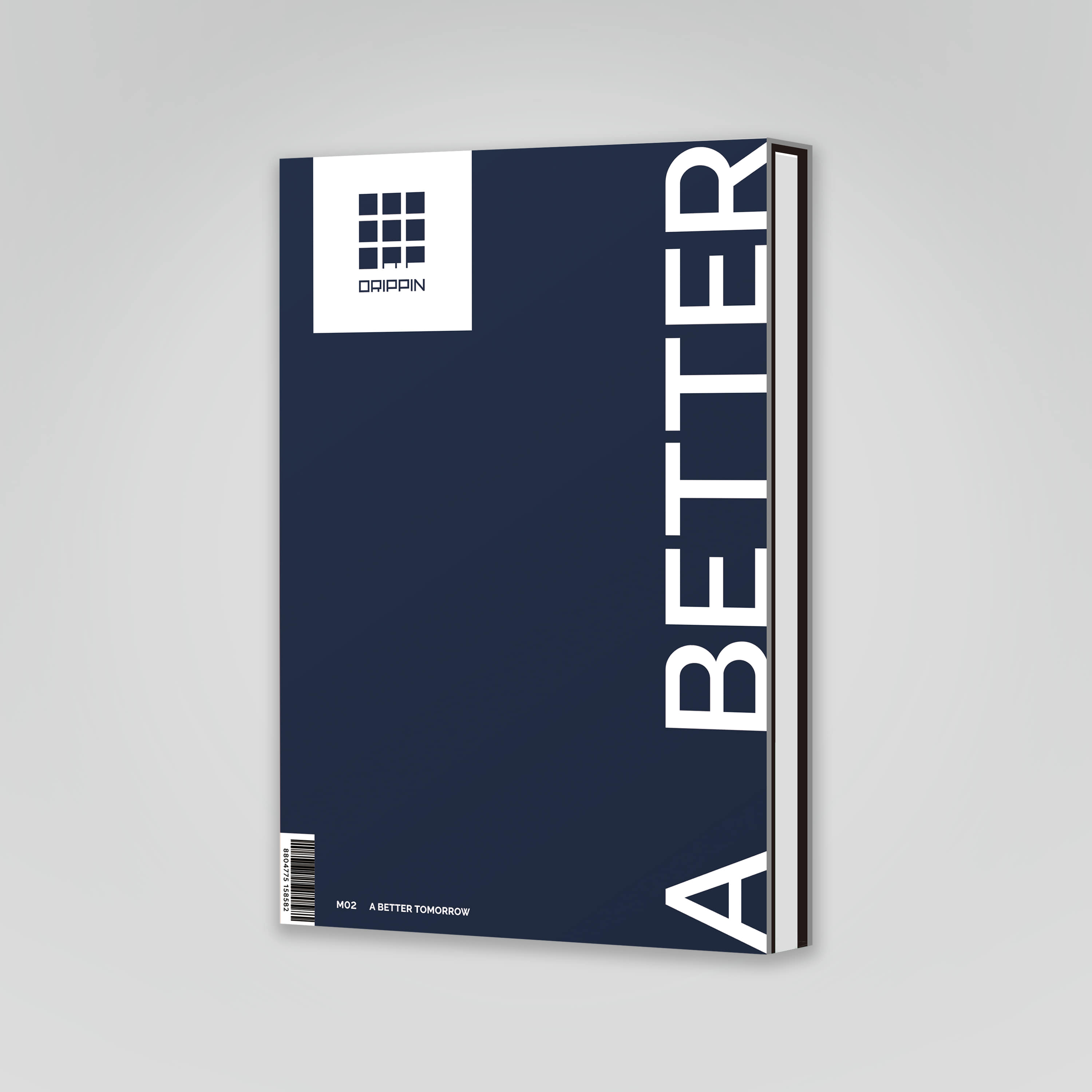[PRE-ORDER] DRIPPIN - Mini Album Vol.2 [A Better Tomorrow] (A Ver.)케이팝스토어(kpop store)